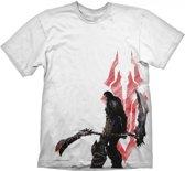 Darksiders T-Shirt Death and Symbol (Maat L)