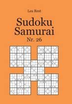 Sudoku Samurai Nr. 26
