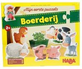HABA Mijn eerste puzzels - Boerderij