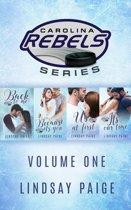 Carolina Rebels Series: Volume One