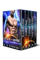 Love and War: The Complete Series, Books 1-5