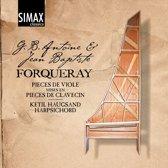 Forqueray: Harpsichord Works