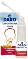 Daro Droge Hoest - 25 ml - Hoest Spray