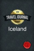 Travel Journal Iceland
