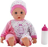 Chad Valley Baby's to love Lily Interactieve babypop