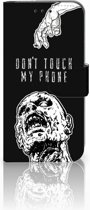 Samsung Galaxy S10e Uniek Boekhoesje Zombie