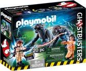 PLAYMOBIL Venkman en Terror Dogs  - 9223
