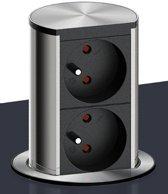 Bachmann Elevator 2x stopcontact (Belgische penaarde)