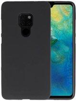 Zwart Color TPU Hoesje voor Huawei Mate 20