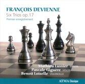 Six Trios Op. 17 Pour Basoon, Violon Et Violoncell