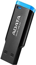 ADATA UV140 16GB USB 3.0 Zwart, Blauw USB flash drive