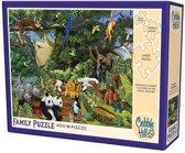 Cobble Hill Legpuzzel Dierenverzameling 350 stukjes