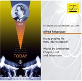 Alfred Reisenauer: Today Playing His 1905 Interpretations