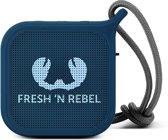 Fresh 'n Rebel Rockbox Pebble - Draadloze Bluetooth speaker - Donker blauw