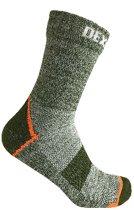 Dexshell - Terrain Walking Ankle Socks - Outdoor - Waterdichte sokken - Wandelsokken - Thermosokken - Ademend - 100% Waterproof - Groen - XL