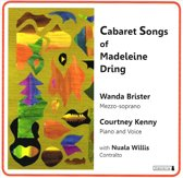 Cabaret Songs of Madeleine Dring