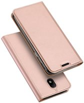 Dux Ducis Folio Case Samsung Galaxy J5 (2017) - Rose Gold