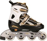 Inlineskates Junior Verstelbaar  Semi-Softboot 30-33