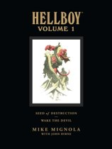 Hellboy Library Volume 1