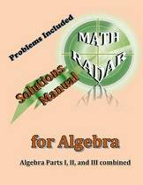 Solutions Manual for Algebra