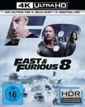 Fast & Furious 8 (Ultra HD Blu-ray & Blu-ray)