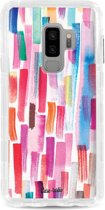 Casetastic Hard Case Samsung Galaxy S9 Plus - Colorful Strokes