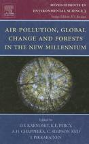 Air Pollution, Global Change and Forests in the New Millennium