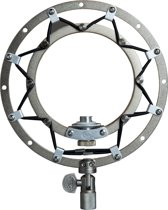 Blue Microphones Ringer Universal Shockmount - Ball Microphones - Silver