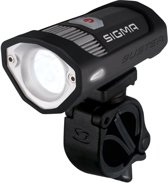 Sigma Buster 200 Led Fiets Koplamp - Accu - Zwart