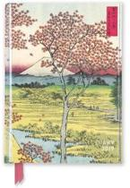Utagawa Hiroshige - Twilight Hill Pocket Diary 2019