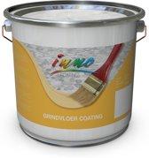 Grind vloercoating - Vloerverf / coating voor grindtegels en grindvloeren (steentapijt, marmertapijt) - Antraciet - 5 Kilo