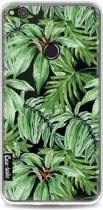 Casetastic Softcover Huawei P8 Lite (2017) - Transparent Leaves