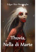 Thuvia, Nella di Marte