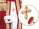 Set Ring & Ketting Sinterklaas