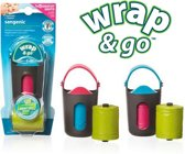 Tommee Tippee - Sangenic Wrap & Go - Dispencer & Rol