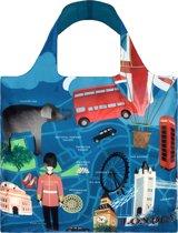 LOQI Store - Opvouwbaar Tasje - Tote Urban - London