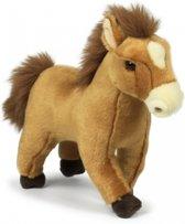 WWF Paard Bruin - Knuffel - 23 cm