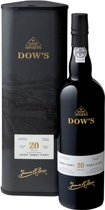 Dow's Tawny Port - Aged 20 Years - 1 x 75 cl
