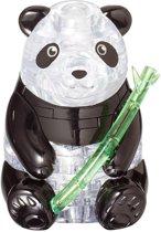 Crystal puzzle : panda 42-delig 3d