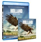 Holland - Natuur In De Delta (Blu-ray + Cd)