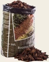 Franse boomschors - 70 liter