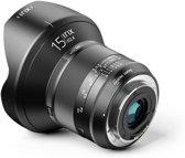 Irix 15mm f/2.4 Blackstone Pentax Objectief