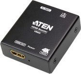 Aten VB800 AV transmitter & receiver Zwart audio/video extender