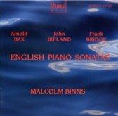 Bax/Ireland/Bridge:  Piano Sonatas