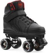 Rio Roller Rolschaatsen Kicks Quads Unisex Zwart Maat 38