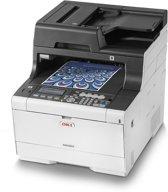 Oki MC563dn - Laserprinter