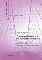 Formation Linguistique En Contextes d'Insertion