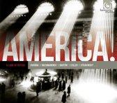 America! Vol.1 A Land Of Refuge