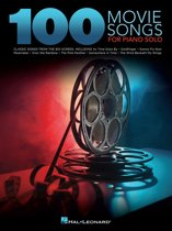 100 Movie Songs for Piano Solo (Songbook)