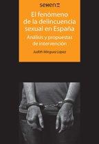 El fenomeno de la delincuencia sexual en España